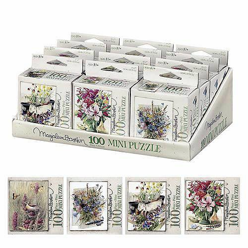 Marjolein Bastin Mini Puzzle - 100 Pieces