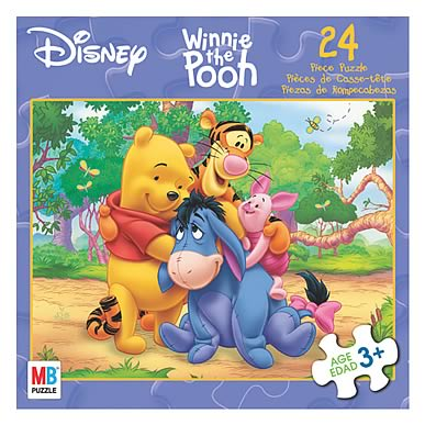 Disney Puzzle - 24 Pieces