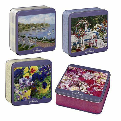 Hallmark Premium Puzzle in Tin - 1000 Pieces