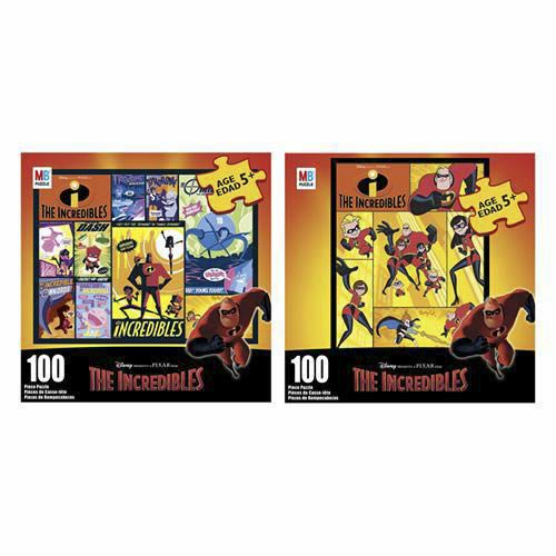 The Incredibles Puzzle - 100 Pieces