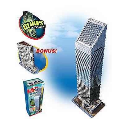 Puzz 3D Citigroup Center Puzzle