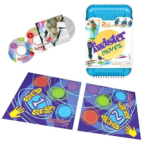 Twister Moves Game