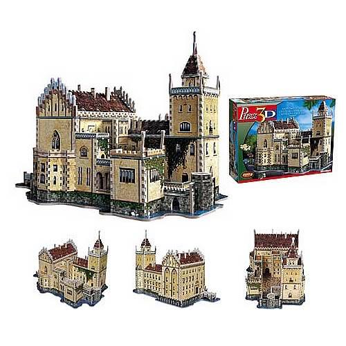free 3d puzzles