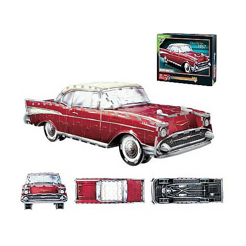 Puzz 3D 1957 Chevy Bel Air 3D Puzzle