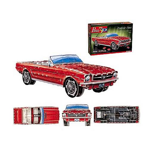 Puzz 3D 1965 Mustang 3D Puzzle