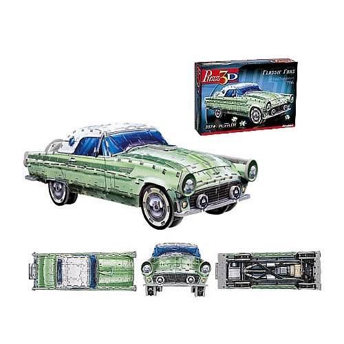Puzz 3D 1956 Thunderbird 3D Puzzle