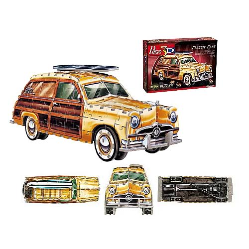 Puzz 3D 1949 Ford Woody 3D Puzzle