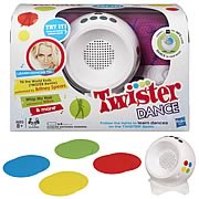 Twister Dance Game