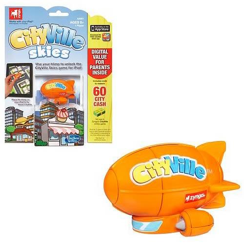 Cityville Skies Game