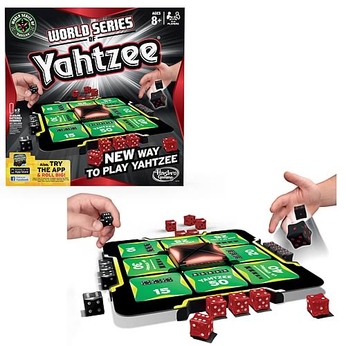 World Series Of Yahtzee Game