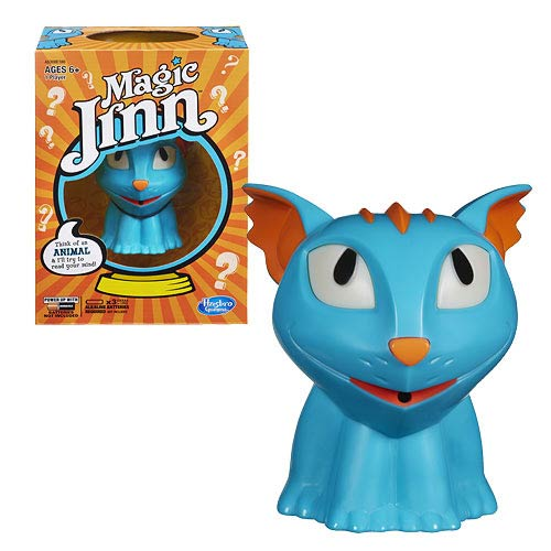Magic Jinn Animals Edition Game