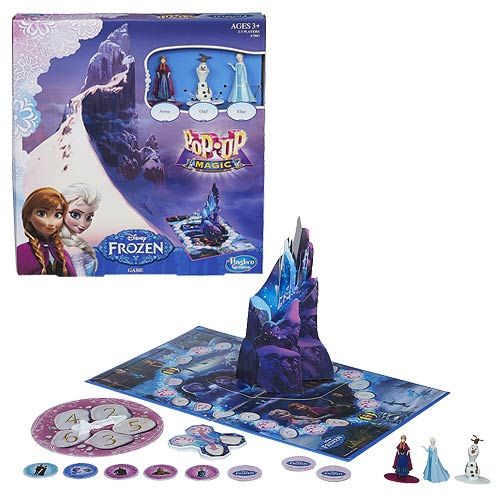 Disney Princess Pop-Up Magic Frozen Game