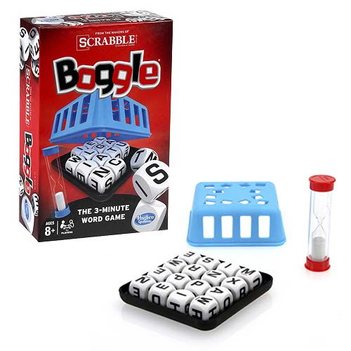 Scrabble Boggle Game Refresh
