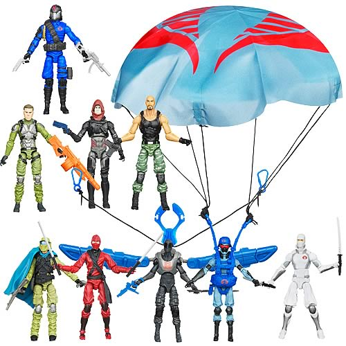 G.I. Joe Retaliation Action Figures Wave 1