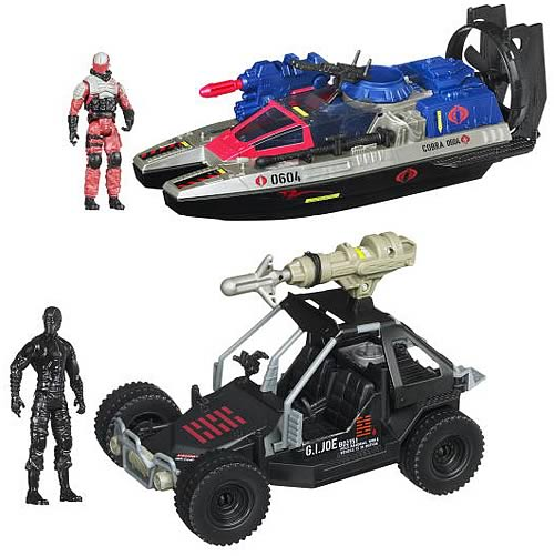 G.I. Joe Retaliation Bravo Vehicles Wave 1