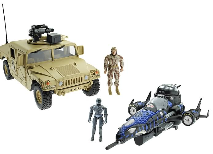 2005 Valor vs Venom Vehicle Assortment 1
