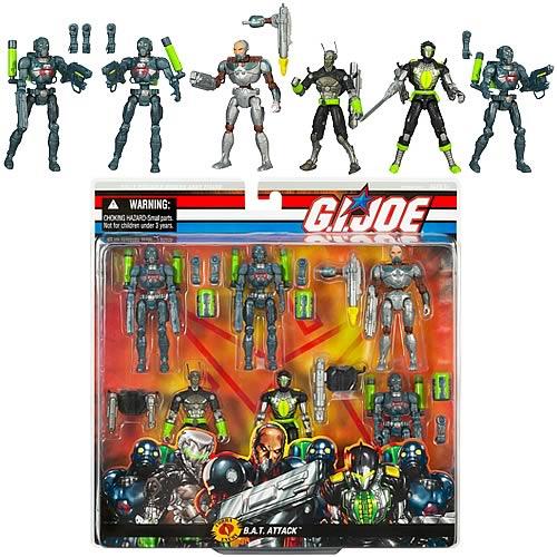G.I. Joe Cobra BAT Attack Action Figure Set