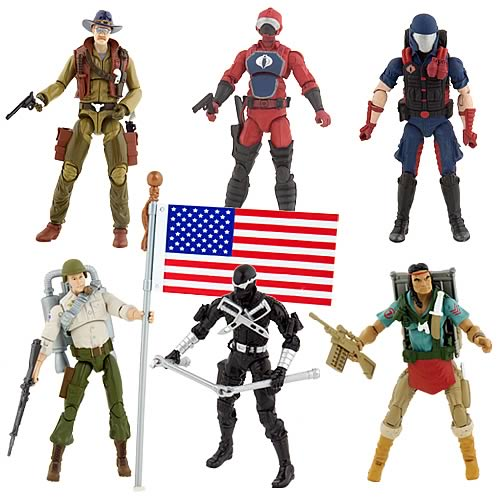 G.I. Joe 25th Anniversary Action Figures Wave 7