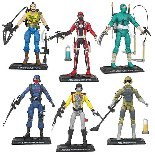 G.I. Joe 25th Anniversary Action Figures Wave 12 Revision 2