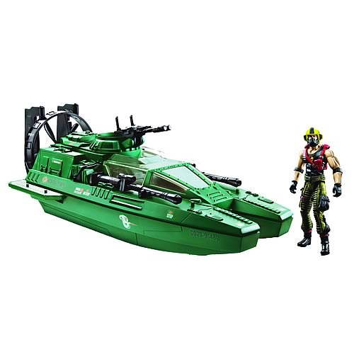 G.I. Joe Sting Raider (Water Moccasin) Vehicle