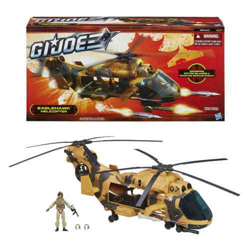 G.I. Joe Eaglehawk Helicopter (Tomahawk) Vehicle