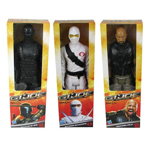 G.I. Joe Retaliation 12-Inch Action Figures Wave 1