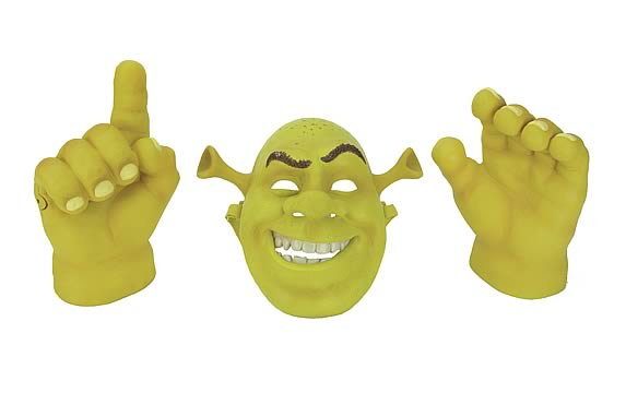 Shrek 2 Be-An-Ogre Kit