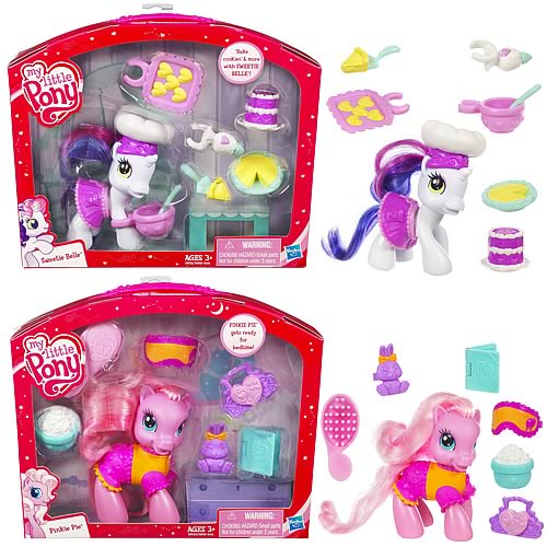 My Little Pony On The Go Wave 1 Set