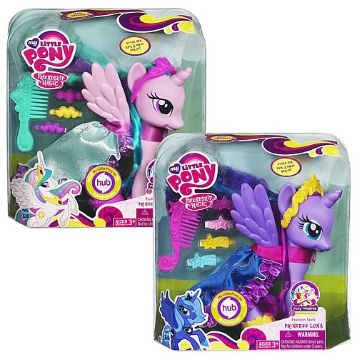 My Little Pony Fashion Ponies Wave 5