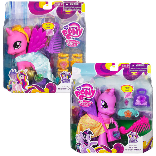 My Little Pony Fashion Ponies Wave 7