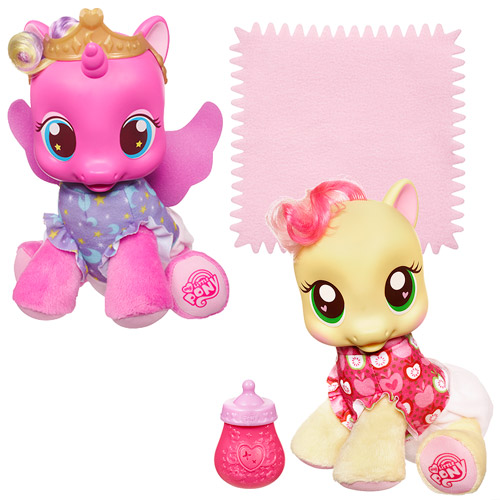 My Little Pony So Soft Newborns Plush Wave 4
