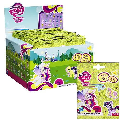 My Little Pony Blind Bags 2012 Wave 3 6-Pack