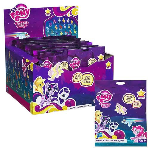 My Little Pony Blind Bags 2013 Wave 1 6-Pack