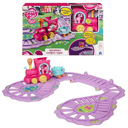 My Little Pony Magical Friendship Express Train Set