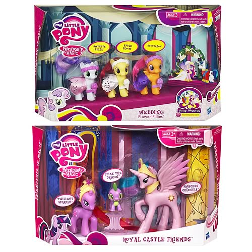 My Little Pony Forever Friends Ponies Wave 2 Set