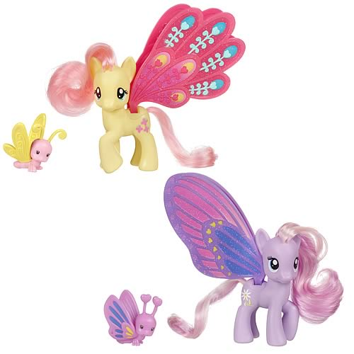 My Little Pony Deluxe Ponies Wave 2 Set