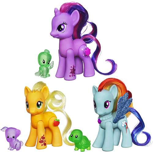 My Little Pony Deluxe Ponies Wave 3