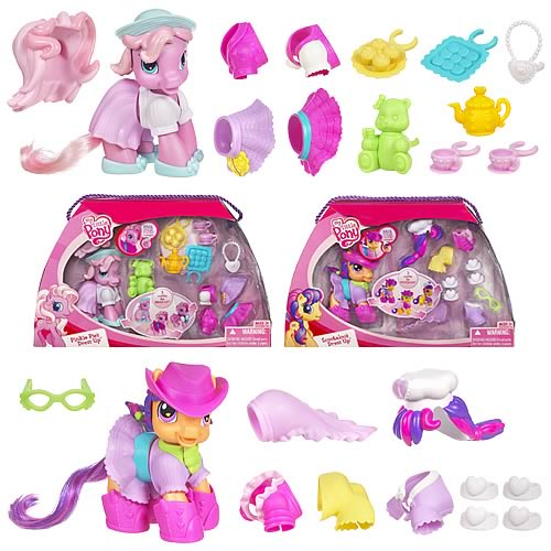 dress up who my little pony