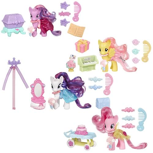 My Little Pony Bridesmaids Wave 1
