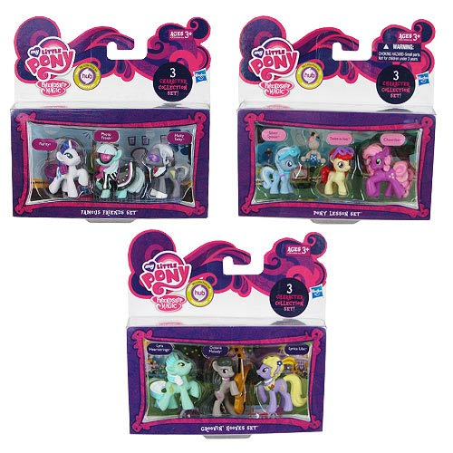 My Little Pony Friendship Is Magic Minis Wave 4