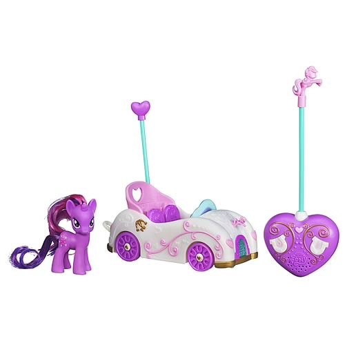 My Little Pony Friendship Is Magic Twilight Sparkle RC Car