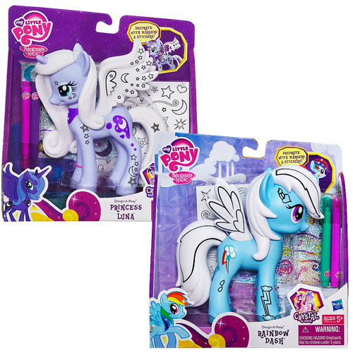 My Little Pony Crystal Design-A-Pony Wave 2 Case