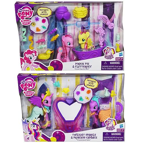 My Little Pony Theme Packs Wave 1 Set