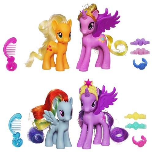 My Little Pony Princess Packs Wave 2 Set