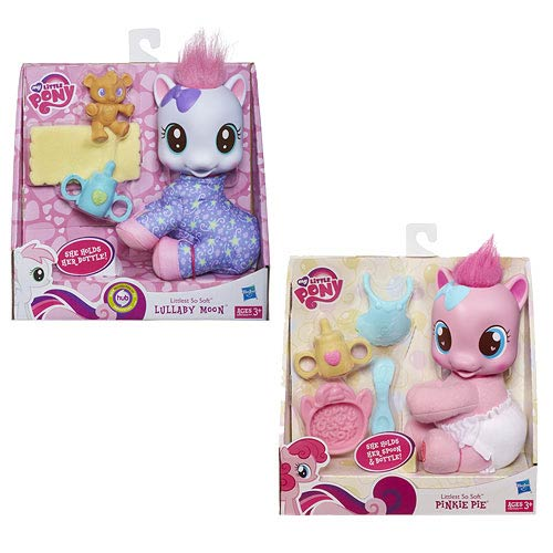 My Little Pony So Soft Ponies Wave 2