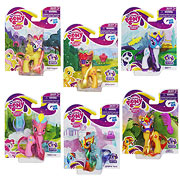 My Little Pony 2013 Crystal Ponies Wave 4