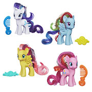 My Little Pony 2013 Crystal Ponies Wave 5 Set