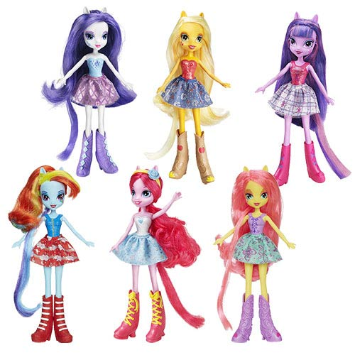 My Little Pony Equestria Girls Dolls Wave 2
