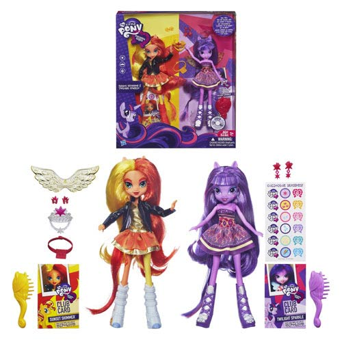 My Little Pony Equestria Girls Doll 2-Pack