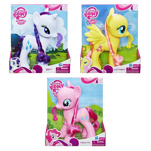 My Little Pony Basic Pony Wave 1 Set